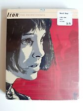 Leon the Professional Steelbook: Blu Ray Director's Cut Sealed New Minor Ding