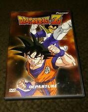 -SCRATCH FREE-Dragon Ball Z - Namek: Departure (DVD, 1999)
