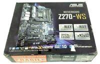 ASUS Z270-WS Intel LGA 1151 HDMI U.2 M.2 USB 3.1 ATX Motherboard