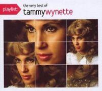 "TAMMY WYNETTE ""THE VERY BEST OF..."" CD NEW"