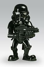Sideshow Star Wars Medicom VCD Collectible Black Hole un Stormtrooper SDCC statue.