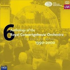 Royal Concertgebouw Orchestra: Anthology Live 1990-2000, New Music