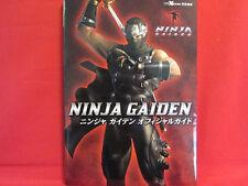 Ninja Gaiden official guide book / XBOX