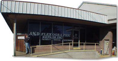 A & D FLEXOGRAPHIC REPAIR