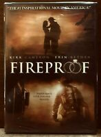 """FIREPROOF Kirk Cameron 2008 DVD """"Never Leave Your Marriage Partner Behind"""" NEW"""