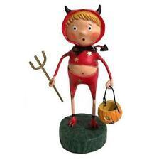 Lil' Devil Halloween Figurine by Lori Mitchell NIB