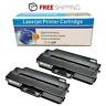 2 Dell Toner B1260dn Black Cartridge B1265dnf B1260 1260 B1265dfw 331 7328 Rwxnt