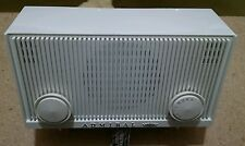 Vintage Admiral Model YR503 Tube AM Radio 1967 serviced - works great