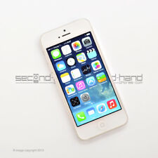 Apple iPhone 5 32GB - White / Silver - (Unlocked / SIM FREE) - 1 Year Warranty