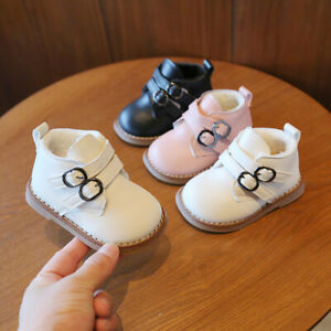 Boys Girls Child Warm Sneaker Shoe Baby Toddler Kid Casual Trainner Boots Shoes