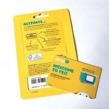 Optus prepaid SIM, 60GB, Call+Text, Enjoy plenty data while staying at home
