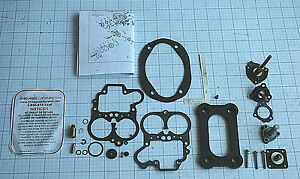 1979 86 CARB KIT 2 BARREL HOLLEY MODEL 5210 PONTIAC CHEVY 1.6L ENGINES-NEW