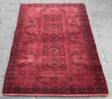 Over Dyes Vintage Turkish Milas Rugs,Entrance carpets,Floor rugs,Home carpets.
