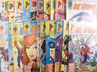 Auswahl Spider-Man DIE SPINNE Heft # 153 - 259 ( Condor Verlag ab 1980 )