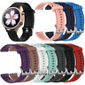 AS_ Replacement Solid Color Silicone Strap Wristband for Ticwatch c2 Smart Watch