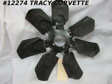 """1976-1979 Corvette 18"""" 7 Blade Fan 469580 w/A/C 80 81-82 w/HD Cooling Real OEM"""