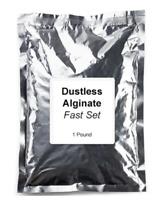 1lb Bag Dental Alginate Impression Material, Dustless, Reg Set or Fast Set