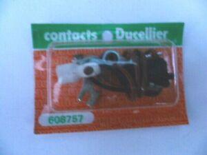 Peugeot 204/304 After April 70: Screw Platinées, Contact DUCELLIER Ref:608757