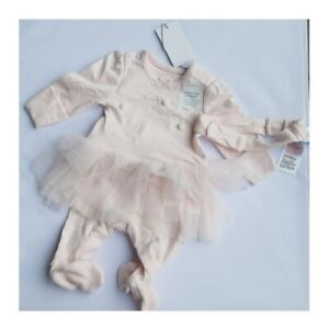 Princess Baby Grow - Girl - Going Home Outfit - Twins, Triplets - BNWT New Baby