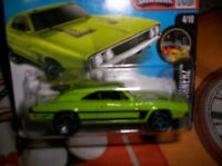 DODGE CHARGER 500 1969 - HOT WHEELS - SCALA 1/55