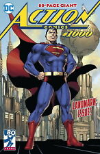 ACTION COMICS #1000 SUPERMAN  JIM LEE REGULAR COVER A 1st PRINT