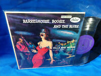 "Ella Mae Morse with Big Dave 10"" LP Barrelhouse, Boogie, and The Blues Rare"