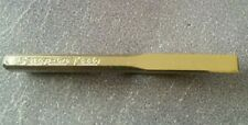 Vintage Snap On Tools Chisel Money Clip  Tie Clasp Gold Tone
