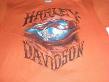 Harley Davidson Mens Gastank Short Sleeve T-Shirt NWT