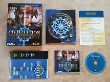 Civilization-call to power pc win 95/98 alemán USK 6 #