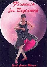 Flamenco For Beginners (DVD) Spanish Dance Dancing Sealed NEW