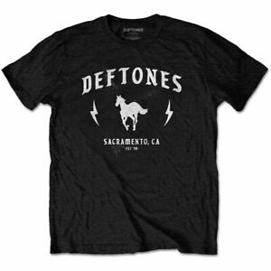 DEFTONES - Electric Pony Official T-Shirt New ORIGINAL Aust Stock