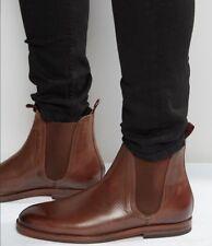 Scarpe da uomo H by Hudson marrone