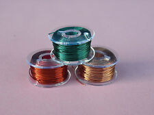 Radio Shack style Assorted Enamel Coated Magnet Wire Coil assorted diameters