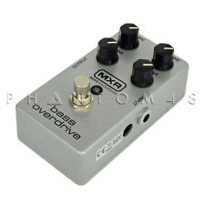 Mxr M89 Bass Overdrive Effects Pedal - New In Box - Dunlop