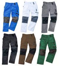 Handwerkerhose Bundhose atmungsaktiv Arbeitshose Arbeitskleidung Maco Tools Neu