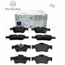 Front & Rear Brake Pads Sets GENUINE For Mercedes W164 ML W251 R W463 G Class