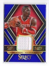 Dwight Howard 2014-15 Panini Select, Select Swatches, Prizm, /99 !!