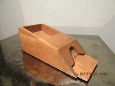 More details for wooden card dealer shoe