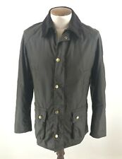 BARBOUR ASHBY WAX JACKET OLIVA