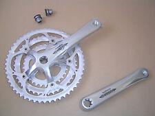 Shimano manivela Sora 52/42/30 3x7 8-especializada bicicleta de carreras fc-3304 con kurbelschraubenneu