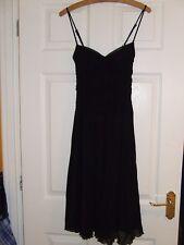 Dorothy Perkins black dress UK size 10 worn once!