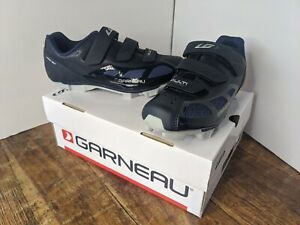 Louis Garneau multi flex womans multi air flex size 38 USA 7 Navy Blue