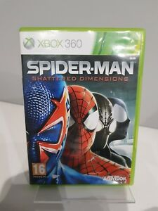 Spider Man Shattered Dimensions Xbox 360 Fast Free Post Birthday Christmas PAL