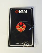 IGN Nerd Block Exclusive  - IGN Lapel Pin