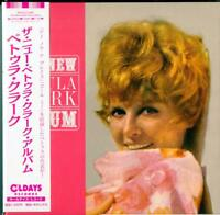 PETULA CLARK-THE NEW PETULA CLARK ALBUM-JAPAN MINI LP CD BONUS TRACK C94