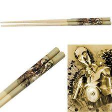 Star Wars C-3PO Bamboo Chopsticks Dinner Kitchen Cutlery Tableware Gift C3PO