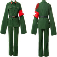 APH Axis Powers Hetalia China  Cosplay costume custom made any size