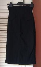 Innocence Long Straight Skirt with Split in back Size 10