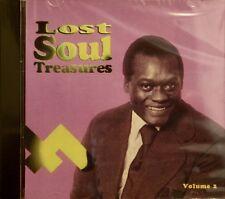 LOST SOUL TREASURES - Volume#2 - 27 VA Tracks