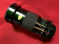 Vivitar Series-1 Macro Focusing 28-90mm F 2.8-3.5 Zoom Lens with Caps & Filter